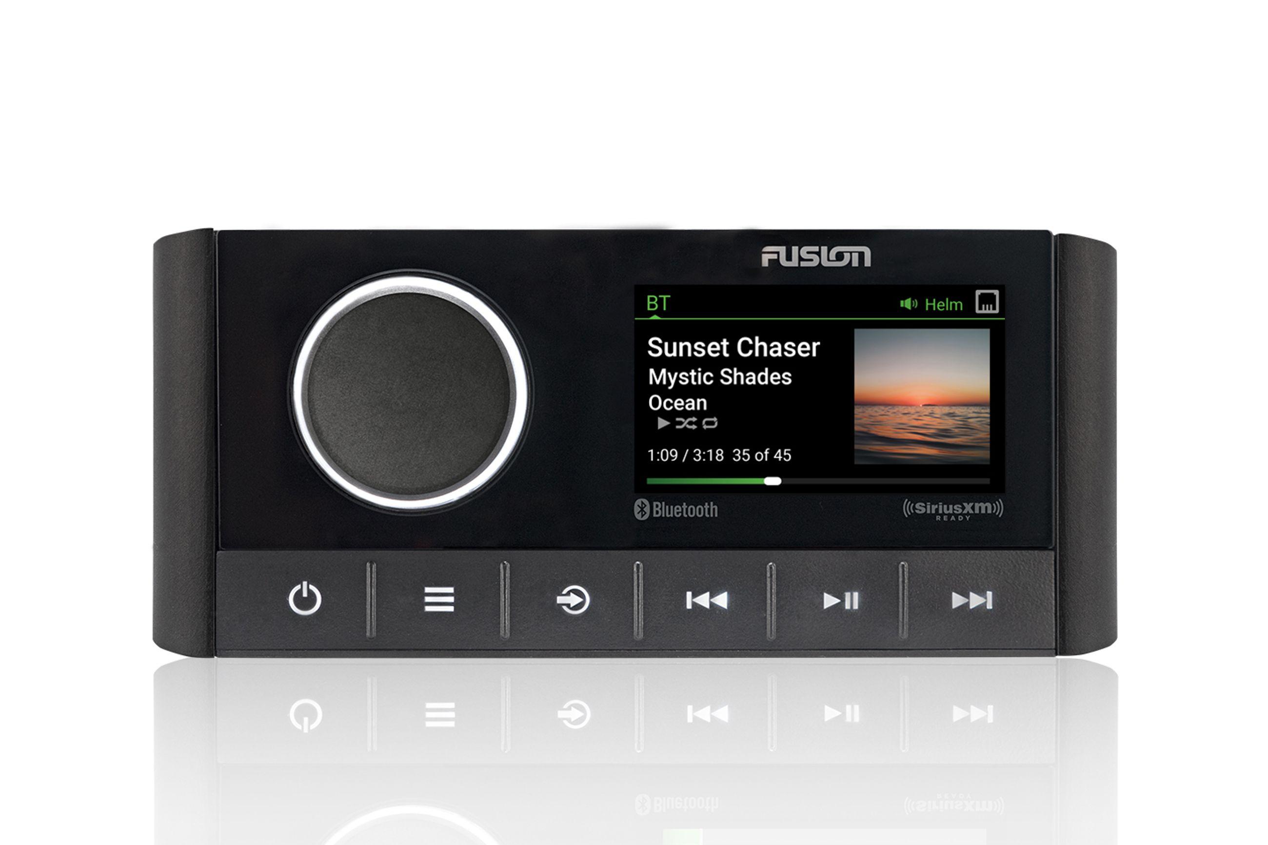 Detail image of Garmin Fusion® Apollo™ RA670 Marine Stereo
